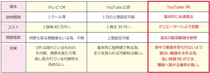 YouTuberプロモーション3